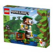 LEGO Minecraft Sodobna drevesna hišica (21174)