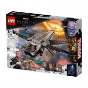 LEGO Super Heroes Zmajski letalnik Črnega panterja (76186)