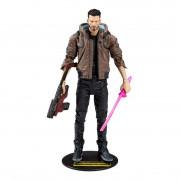 McFarlane Toys Cyberpunk 2077 V Male 18cm Figurica (13502-2)
