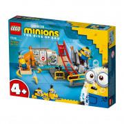 LEGO Minions Minioni v Grujevem laboratoriju (75546)