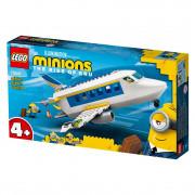 LEGO Minions Urjenje minionskega pilota (75547)