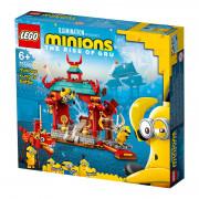LEGO Minions Minioni v kungfujevskem spopadu (75550)