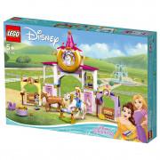 LEGO Disney Princess Kraljevski hlevi Belle in Motovilke (43195)
