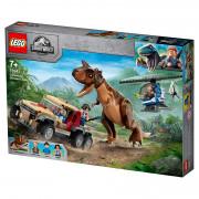 LEGO Jurassic World Lov na dinozaverko karnotaverko (76941)