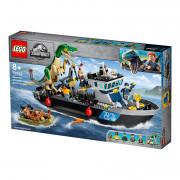LEGO Jurassic World Baryonyx Dinosaur Boat Escape (76942)