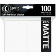 Eclipse Arctic White Matte Deck Protector (100)