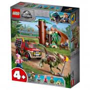 LEGO Jurassic World Pobeg dinozavra stygimolocha (76939)