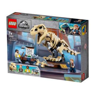 LEGO Jurassic World Razstava fosila dinozavra tiranozavra (76940) Merch