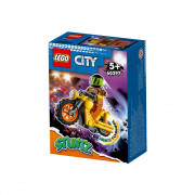 LEGO City Rušilni kaskaderski motor (60297)