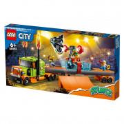 LEGO City Predstava kaskaderskih tovornjakov (60294)