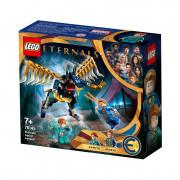 LEGO Super Heroes Večni napadajo iz zraka (76145)