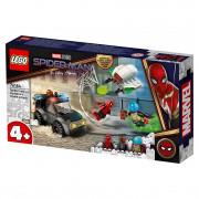 LEGO Super Heroes Spider-Man proti napadu z Mysteriovimi droni (76184)