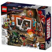LEGO Super Heroes Spider-Man v delavnici na Zatočišču (76185)