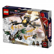 LEGO Super Heroes Spider-Manov dvoboj z dronom (76195)