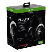 Kingston HyperX CloudX Gaming Headset (Silver) HX-HSCX-SR/EM