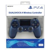 PlayStation 4 (PS4) Dualshock 4 Kontroler (Midnight Blue)