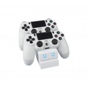 Venom VS2737 PS4  polnilec za 2 kontrolerja (bela)