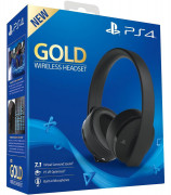 Sony Gold Wireless Headset (7.1) brezžične slušalke