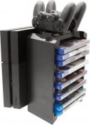 VENOM VS2736 stojalo za polnjenje z držalom igre (PS4)