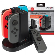VENOM VS4796 Charging Station Nintendo Switch Joy-Con kontroler