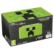 New Nintendo 2DS XL Minecraft Creeper Edition
