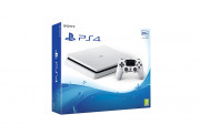 PlayStation 4 (PS4) Slim 500GB Glacier White (white)