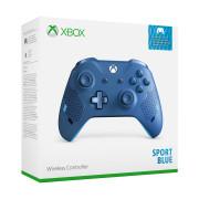 Xbox One brezžični kontroler  (Sport Blue Special Edition)