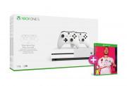 Xbox One S 1TB + dva kontrolerja + FIFA 20