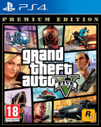 Grand Theft Auto V Premium Edition (GTA 5)