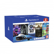 PlayStation VR Mega Pack 2 (VR Worlds, Skyrim, Astro Bot, Resident Evil Biohazard, Everybody's Golf)