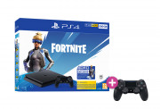 PlayStation 4 (PS4) Slim 500GB + Fortnite Neo Versa Bundle + PS4 Sony Dualshock 4 Kontroler