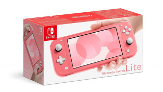 Nintendo Switch Lite (Coral) Nintendo Switch