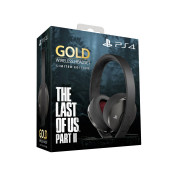 Sony Playstation Gold Wireless Headset (7.1) (The Last of Us Part II Limited Edition)
