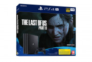 PlayStation 4 Pro 1TB + The Last of Us Part II