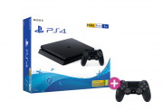 Playstation 4 (PS4) Slim 500GB + PS4 Sony Dualshock 4 Kontroler