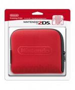 Nintendo 2DS torbica (rdeča)