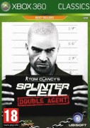 Tom Clancys Splinter Cell Double Agent (Classics)